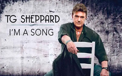 """Country Music Legend T.G. Sheppard Debuted Latest Single """"I'm A Song"""" On Huckabee"""